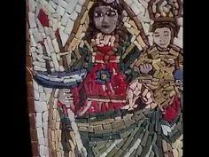 creazioni artigianali di mosaici