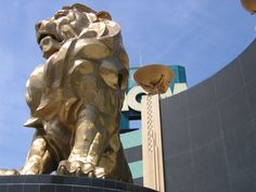 MGM Grand, Las Vegas- where we will be staying