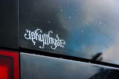 We've got some new stickers in!! www.jekyllhydeapparel.com