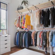 Cheap closet: meet 10 tips and 60 creative ideas for decorating - New decoration. - Cheap closet: meet 10 tips and 60 creative ideas for decorating – New decoration styles Source by - Open Wardrobe, Diy Wardrobe, Wardrobe Design, Wardrobe Furniture, Wardrobe Ideas, Closet Bedroom, Bedroom Decor, Decor Room, Bedroom Storage