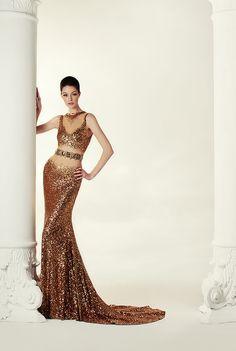 Leo Almodal haute couture collection 2015