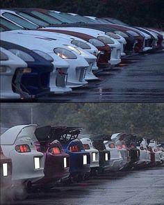 #toyota #supra #mkiv Toyota Supra Rz, Toyota Cars, Tuner Cars, Jdm Cars, Toyota Tuning, Wallpapers Wallpapers, Moto Car, Street Racing Cars, Nissan