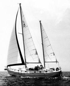 Morgan 46 (Scheel) photo on sailboatdata.com