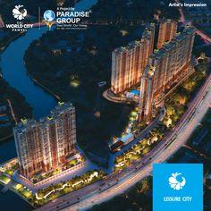 Sai World City, Panvel Luxurious 2, 3 & 4 BHK - Approved By NAINA CIDCO www.paradisegroup.co.in Contact: 022 2783 1000 #paradise #paradisebuilders #realestate #luxury #luxurioushouse #realtor #propertymanagement #bestpropertyrates #homesellers #bestexperience #homebuyers #dreamhome #mumbai