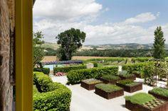 le erbe aromatiche #style #architecture #italy #design #chic #interior #italy #room #green #landscape