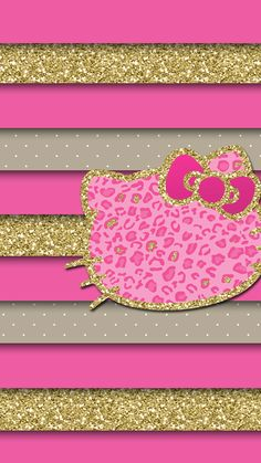 23 Ideas For Pink Wallpaper Iphone Cute Hello Kitty Bling Wallpaper, Baby Wallpaper, Pink Wallpaper Iphone, Pink Iphone, Trendy Wallpaper, Cellphone Wallpaper, Cute Wallpapers, Keroppi Wallpaper, Fashion Wallpaper