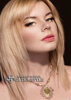 Make Up School by Anastasia Aliaksandrovich ultra-style.biz