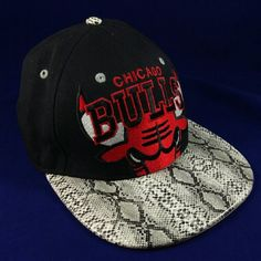 New Era Hat Chicago Bulls NBA Basketball Team Cap OS Clothing, Shoes & Accessories:Men's Accessories:Hats