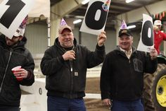 Lookin' good guys! 100 years of the Kansas State Fair!
