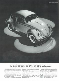 Volkswagen - Bill Bernbach - Bettle - 51