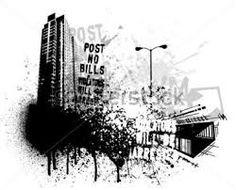 Výsledek obrázku pro akvarel graffiti