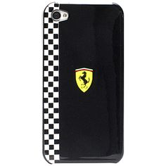 #Scuderia #Ferrari Formula 1 Hard Shell Case for #iPhone 4 & 4S - Black $28.99 From #DayDeal
