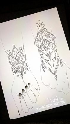 mandala tattoo design - Brenda O. - Amy - mandala tattoo design – Brenda O. Mandala Tattoo Design, Dotwork Tattoo Mandala, Tattoo Designs Wrist, Wrist Tattoos, Henna Designs, Body Art Tattoos, New Tattoos, Tattos, Ship Tattoos