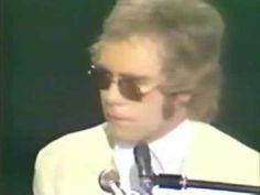 Elton John - Royal Festival Hall 1972 #07 - Border Song