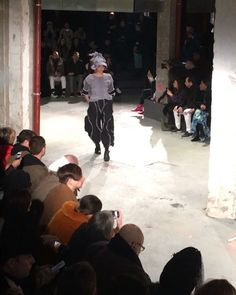 @isseymiyake @parisfashionweek #show #defile #pretaporter #readytowear #isseymiyake #fashionweek #paris #newcollection #trends #fallwinter1819 #fashion #tendances #designers #pfw #modemonline #Model #magazine #presse #collezionidonna #japanese #designers via COLLEZIONI MAGAZINE official Instagram - #Beauty and #Fashion Inspiration - Beautiful #Dresses and #Shoes - Celebrities and Pop Culture - Latest Sales and Style News - Designer Handbags and Accessories - International Advertising…