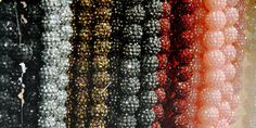 Making Jewellery with Pearls and Beads - Creative World, Bologna Fairs | Creative World
