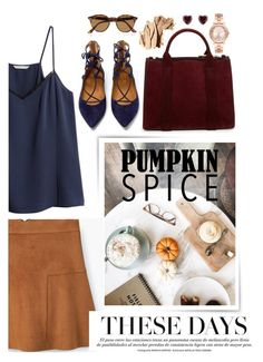 """""""Sin título #186"""" by valeria-andrea ❤ liked on Polyvore featuring MANGO, H&M, Michael Kors, Aquazzura, Ray-Ban, Bobbi Brown Cosmetics, l4l, contestentry and polyvorecontest"""