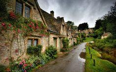 Le charme des maisons...