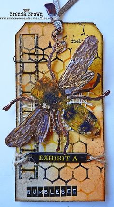 Bumblebees and Butterflies: Bumblebee for Country View Crafts