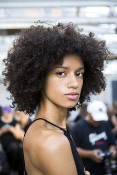Emerging from the natural-texture trend, the afro will be more popular than ever. Ranging in length, shape and curl size (anything goes), we're excited to say good-bye to harsh relaxers in 2017.