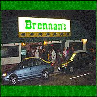 Turtle racing at Brennan's Pub??Marina Del Rey - Turtle Racing, Cold Drinks, Hot Bands, Great Food & More