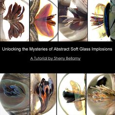 Abstract Soft Glass Implosions Tutorial  Sherry by SherryBellamy, $23.00