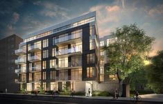 The Southwood, Streetcar Developments, TACT Architecture, Toronto