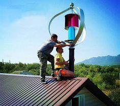 Ventus-Swing Windkraftanlage Windgenerator Vertikale Windanlage | Heimwerker, Erneuerbare Energie, Windenergie | eBay!