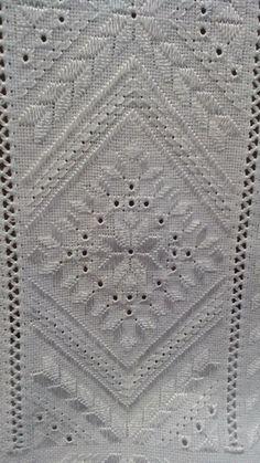 Hardanger Embroidery, Embroidery Stitches, Bargello, Needlework, Quilts, Blackwork, Crafts, Rose, Design