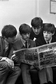 The Beatles | Editorial | Tipografía
