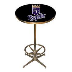 Kansas City Royals MLB Pub Table