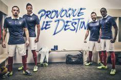 Nike France's 2014 Football Kit