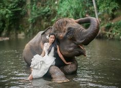 Is there anything more wow than this? http://www.stylemepretty.com/destination-weddings/2015/09/16/romantic-elegant-bali-wedding/ | Photography: Blush Photography - http://blushphotography.ca/