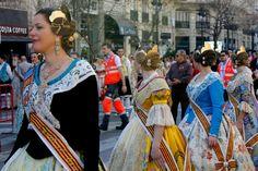 Desfile fallero de 2017 - 1 - Gonzalo Obes