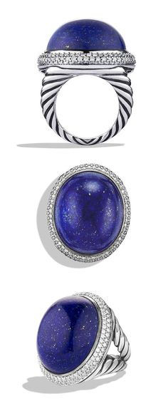 Midnight Galaxy Space Ring ♥