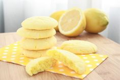 Chewy Lemon Sour Cream Cookies | Tasty Kitchen: A Happy Recipe Community!