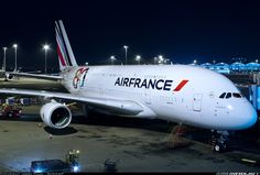 Air France Airbus A380-861 (Airliners.net)