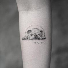"18k Likes, 250 Comments - Mr.K / Sanghyuk Ko (@mr.k_tattoo) on Instagram: ""her BoBo #mrktattoo #bangbangnyc"""