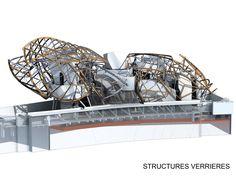 Galeria de Fundação Louis Vuitton / Gehry Partners - 22