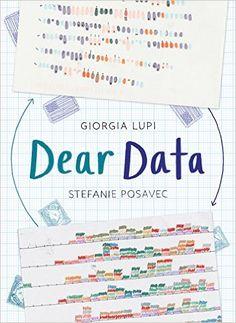 Dear Data: Amazon.it: Giorgia Lupi and Stefanie Posavec: Libri in altre lingue