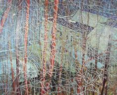 View The Architects Home In The Ravine by Peter Doig on artnet. Browse more artworks Peter Doig from Saatchi Gallery. Peter Doig, Landscape Art, Landscape Paintings, Acrylic Paintings, Watercolor Paintings, Inspiration Artistique, Saatchi Gallery, Takashi Murakami, Magic Realism