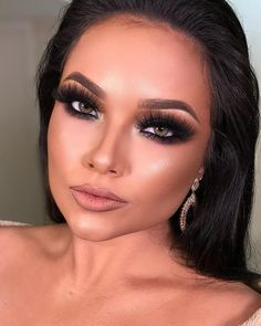 Outstanding Gorgeous makeup tips are offered on our website. Gorgeous Makeup, Love Makeup, Makeup Inspo, Makeup Inspiration, Awesome Makeup, Makeup Ideas, Glam Makeup, Beauty Makeup, Hair Makeup