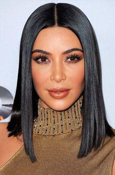 17 Melhor Ideia De Penteados Kim Kardashian Penteados Kim Kardashian Kim Kardashian Kardashian