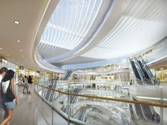 Aedas to build Olympia 66 shopping mall with Chinese emblematic symbol