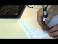 Lernstift, the first pen that vibrates when u make a mistake