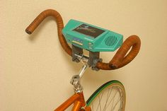 Do they have something like this but for ipods? How awesome would that be to attach this to your bike!?