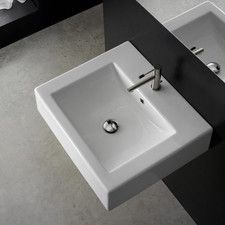 Bathroom Sink, $352 http://www.allmodern.com/Wall-Mount-Sinks-C1768047.html