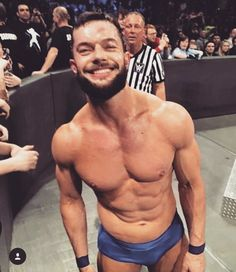 Its Thursday and we are halfway thru the weekend 😅 Roman Reigns, Finn Balor Demon King, Balor Club, Ripped Body, Wrestling Superstars, Aj Styles, Athletic Men, Wwe Wrestlers, Professional Wrestling