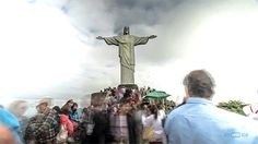 Chris Dortch Rio de Janeiro time-lapse short film exclusively shot using a Nikon D800 then mastered in Ultra HD 8K.