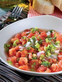 Antep salatası Tarifi - Türk Mutfağı Yemekleri - Yemek Tarifleri